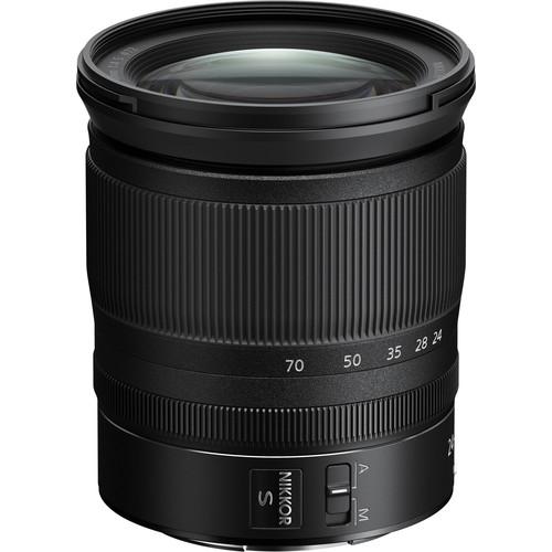 Nikon Z 24-70mm Lens in Pakistan