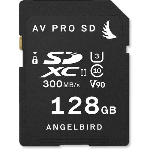 AngelBird 128GB AV Pro