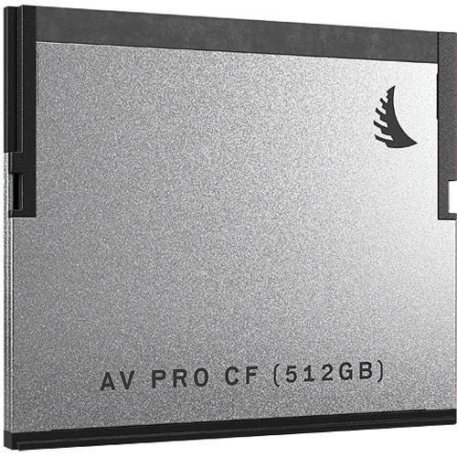 Angelbird 512GB AV Pro CF