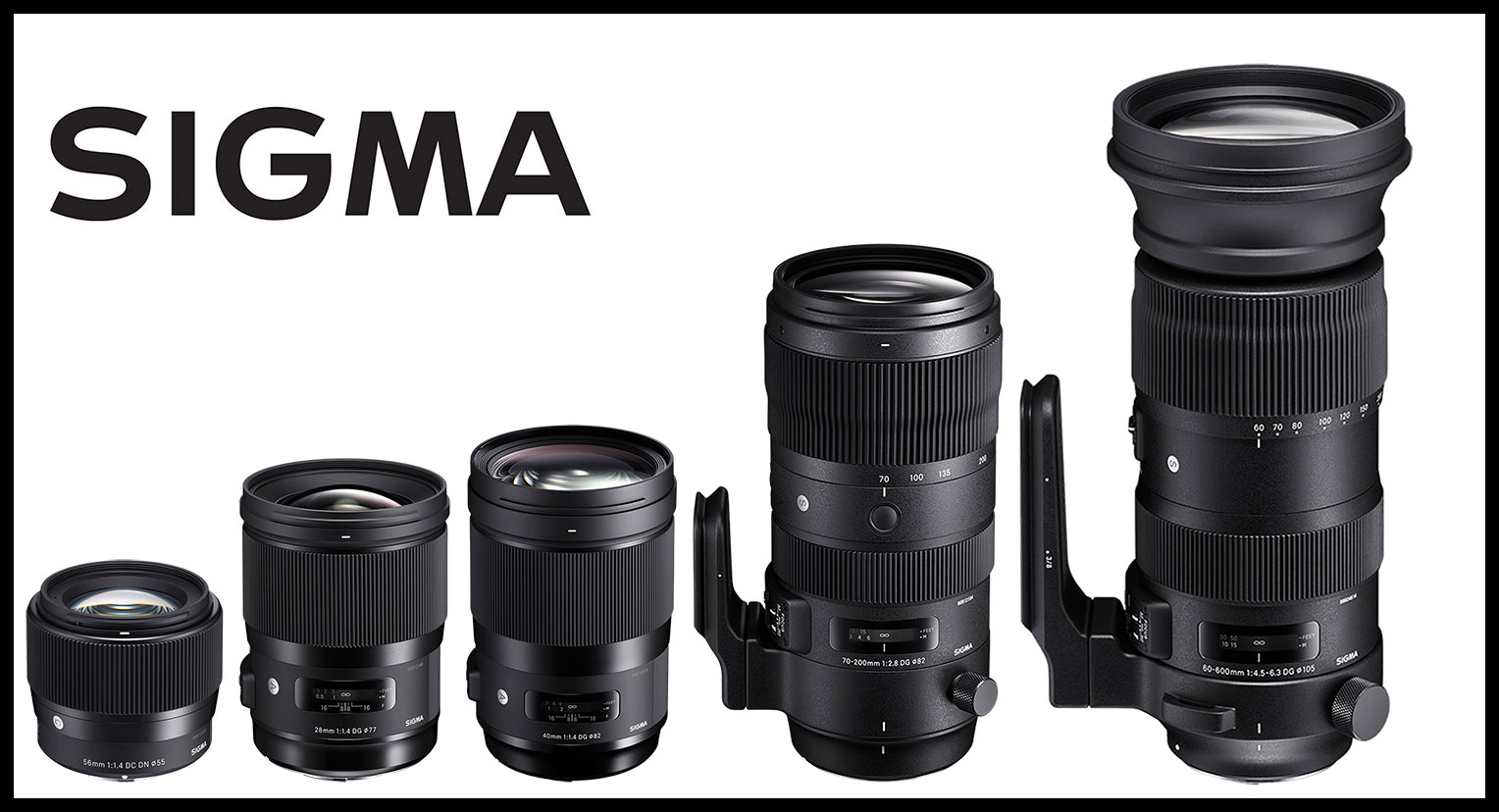 Sigma New Lenses Price in Pakistan