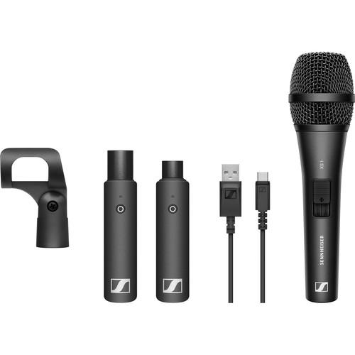 Sennheiser Wireless Handheld Microphone