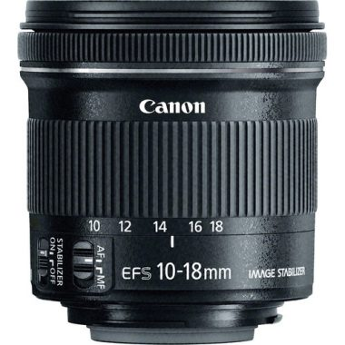 Canon 10-18mm Lens Price in Pakistan