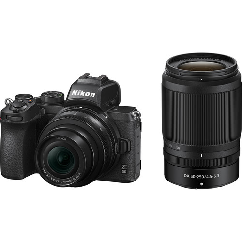 Nikon Z50 Price in Pakistan