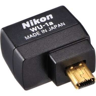 Nikon Wireless Mobile Adopter
