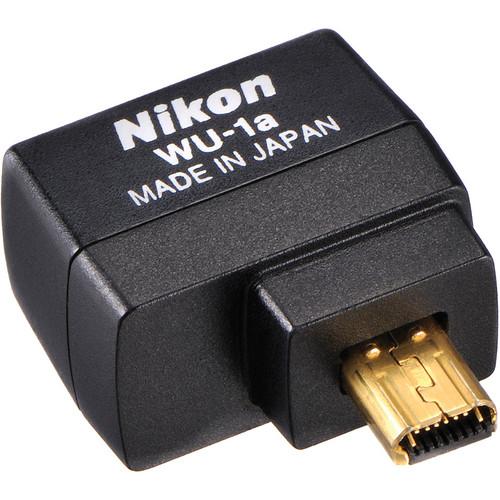 Nikon Wireless Mobile Adopter