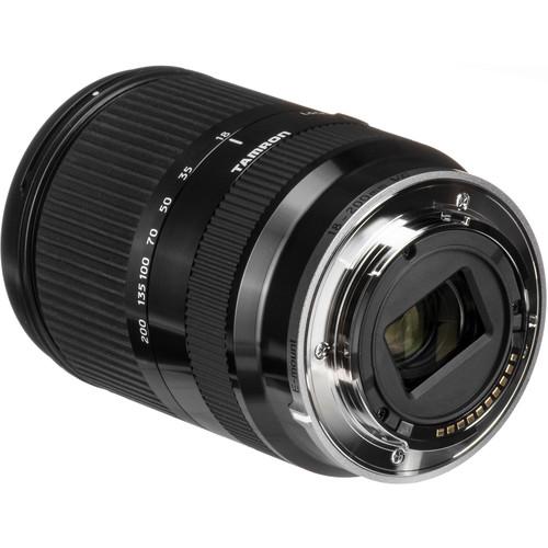 Tamron 18-200mm E Mount Lens