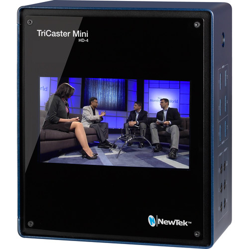 TriCaster Mini Advanced Live Broadcast