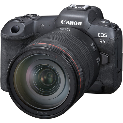 Canon EOS R5 Price in Pakistan