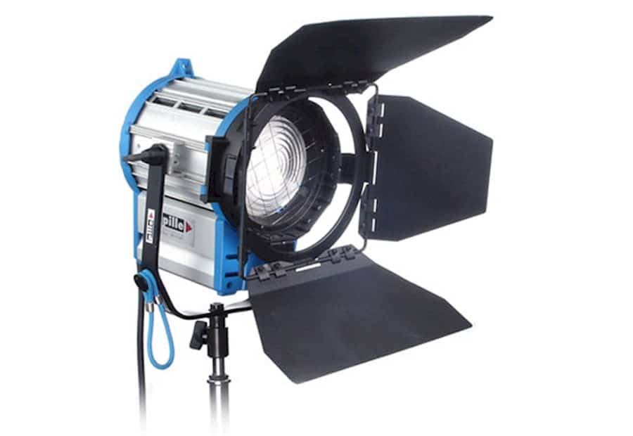 ARRI 1k Tungsten Fresnel Light