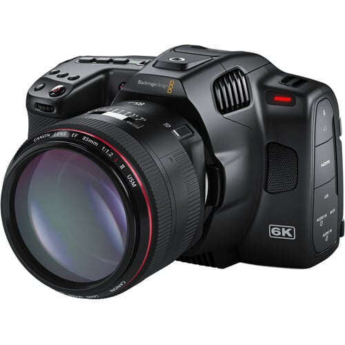 Blackmagic Pocket Camera 6K Pro Price in Pakistan