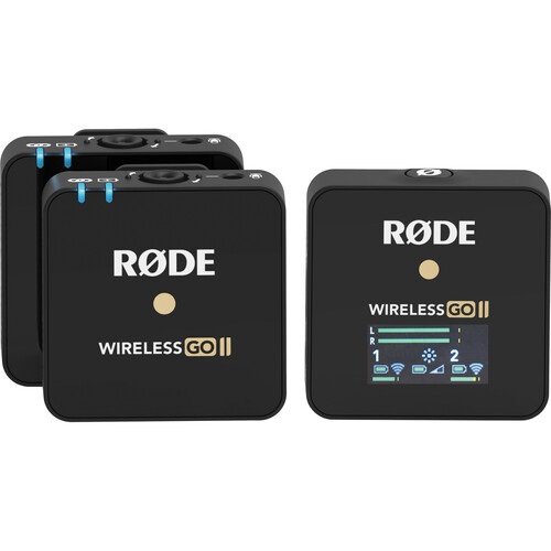 Rode Wireless GO II Price in Pakistan