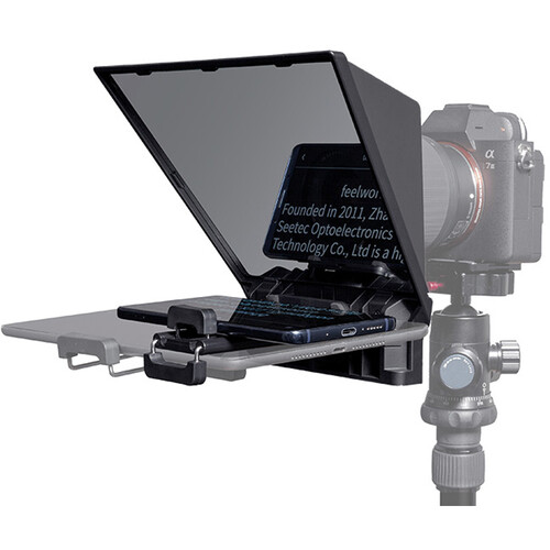 Teleprompter for tablet